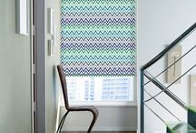 Love for Pattern Blinds / Attractive pattern blinds design you can use for your house