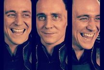 loki/Tom Hiddlston