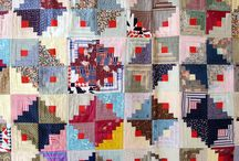 i love.... quilt, embroidery, knitting, crochet, etc / by Ivy Motuyang