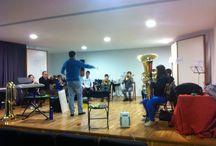 Masterclass tuba/metales / Fotos de mis masterclass de tuba y metales