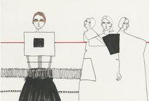 Illustration / by Patricia Gutiérrez