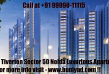 Ambience Tiverton Sector 50 Noida / Ambience Group has launched new luxurious residential project at sector 50 in Noida.