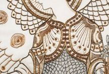 Embroidery: goldwork