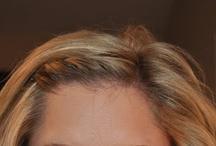 Hair Ideas / by Frances Sylvia