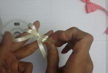 making bows