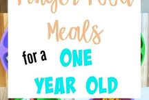 food for 1 year old