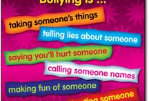 "Teaching - ""Bullying is.."""