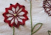 Embroidery / by Suzie Ridler