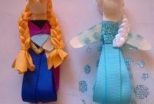 Princesas de fita