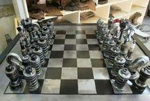 šachy a hry