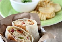 dinner recipes / by Brittany Chimner