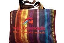 AnaBComunicação / Personalize sua vida com arte. Moda, Deco, Brindes, Bandeiras. Impressão Digital em tecido.