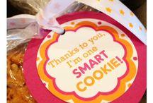 Kinder and Teacher Gift Ideas
