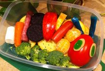 Kids lunches / by Katrina Karner