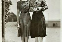Moda Años 1940