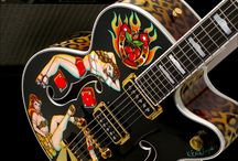 Guitars/Favorite Musical Instruments