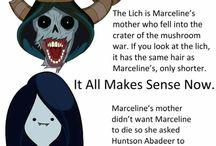 Cartoon conspiracy theories