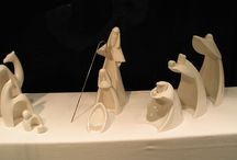 Escultura Navidad