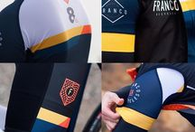 Cool cycling gear.