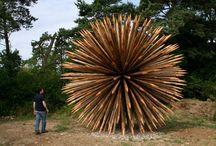 wood sculture