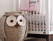 Owl Nursery Room / nursery ideas - baby room ideas - owl baby bedding - owl crib bedding - girl nursery ideas - baby girl room decor - nursery wall decor - owl decor - owl bedding - owl baby bedding - owl wall decals - owl crib bedding - owl baby theme - owl baby room - owl baby mobile