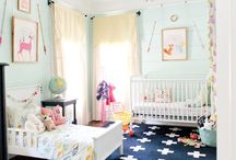 redo the kids rooms / by Sarah Krause