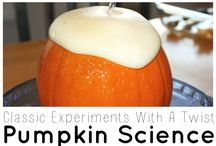 Spooky Science and Halloween Crafts!