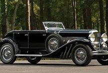 AUTOMOBILS  FROM 1930