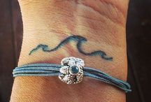Tatuaje de ola