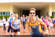 Lablast Retreat / Unique fitness experience with celebrity from Dancing with the Stars Louis Van Amstel / by Grand Velas Riviera Maya