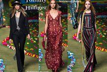 Tommy Hilfiger / Tommy Hilfiger collezione e catalogo primavera estate e autunno inverno abiti abbigliamento accessori scarpe borse sfilata donna.