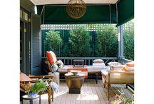 Verandas and Balconies / Stylish and cool verandas and balconies