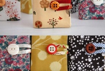 RAGS AND BAGS  / Fabric items to make  / by Leona Jerden
