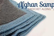 Crochet borders & joins