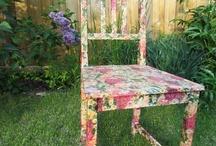 chairs / by Gretchen Konieczko