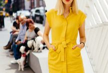 New York Styles by Kiss&Tell / Our favourite New York Outfits from Fashion Week 2017.