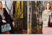 Oilily Winter 2015 / De Kiwano serie van Oilily neemt ons mee op een spannende reis naar puur geluk en blijdschap. De Kiwano serie creëert een nieuw tijdperk vol met positieve energie. De serie maakt een statement van onconventionele stijl en onverwachte vrijmoedigheid. De liefde voor het leven wordt weergegeven in de opvallende prints en de abstracte en expressieve bloemenprint.