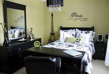 bedroom ideas / by Jessica Jones