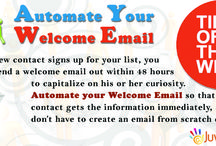 Tip of the Week / Juvlon shares tips that will help improve your email marketing.