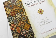 quilting: farmer's wife quilt along