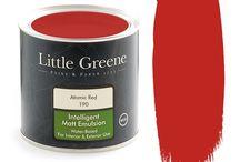 Peinture Little Greene Atomic Red