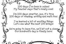 100 days of 1st grade