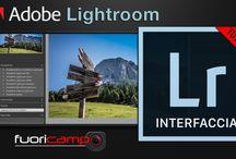 Tutorial Adobe Lightroom 6 / CC / Ogni settimana nuovi tutorials in italiano su Photoshop Lightroom CC, il famosissimo software di Adobe per fotografi e appassionati.