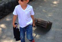 Looks Infantil Menino