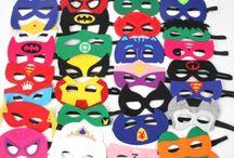tvárové masky