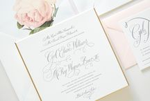 Wedding Invitations / Gorgeous, unexpected wedding invitations for your perfect day. Chips and Salsa specializes in flat, letterpress and foil stamping printing techniques.