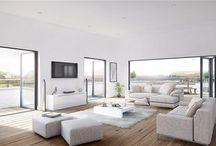 Coastal Beach House Design - Cornwall / Design Ideas for Dressing