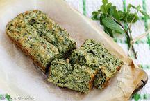 Torte salate e sformati - Pane e Gianduia / Torte salate, sformati e timballi di verdure, quiche