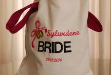 Tote Bags / Tote bags personalized with embroidery