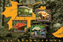 New stamps issue released by STAMPERIJA | No. 461 / CENTRAL AFRICAN REP. (CENTRAFRIQUE) 20 11 2014 CODE: CA14513A-CA14525B